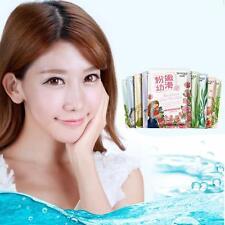 Moisture Essence Face Mask Sheet Korea Beauty Facial Skin Care Collagen Aloe I&