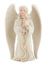 Lenox Angelic visions Prayer angel kneeling 6 in Tall Porcelain