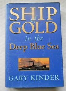 SHIP of GOLD book Hunting for Treasure SILVER coins CENTRAL AMERICA salvage SEA