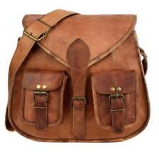"""Bag Shoulder Handbag Messenger Women Leather Purse Tote Satchel Crossbody Bag 9"""""""