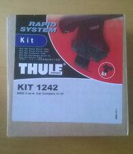 THULE 1242 Montaje Kit BMW serie 3 compacto de 01-04 puntos de fijo techo normal (no)