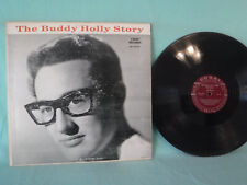 Buddy Holly, The Buddy Holly Story, Coral Records CRL 57279, 1959, Rockabilly
