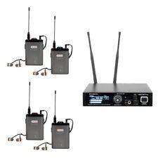 Vocopro Iem-Digital-4 Personal In-Ear Wireless Rackmount Monitor System