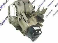 Renault Clio III 2006-2012 1.2 16v Gearbox Gear Box JH3128 JH3 128 Transmission