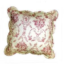 Toile Floral & Garden Square Decorative Cushions