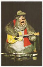 Walt Disney World Country Bear Jamboree Vintage Postcard #906