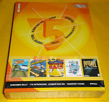 BEAU JOLLY VOLUME 2 TWO Pitfall Ultimate Race... Pc Ver Inglese Big Box NUOVO CH