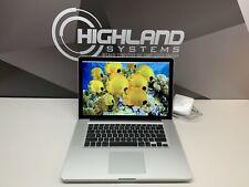 Apple MacBook Pro 15 inch Laptop / QUAD CORE i7 / 16GB RAM / 1TB SSD / OS2015