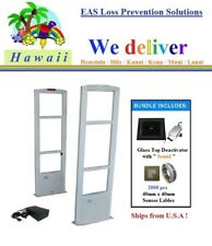 To Hawaii - Combo A :2000 Labels + Eas Anti-theft Security System + Deactivator