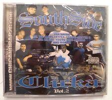 Southside Clicka Vol. 2 Chicano/Latin RAP CD Explicit, Various Artists, NEW!!!
