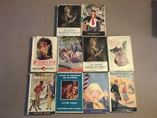 [11604-B15] Collection Nelson - Avec Jaquette - 26 volumes - Rare