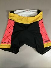 Borah Teamwear Womens Size Medium M Tri Triathlon Shorts (6910-119)