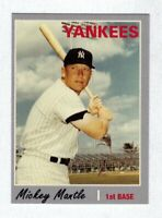 Mickey Mantle '67 New York Yankees Monarch Corona Classic Series #13