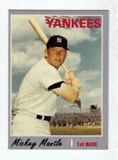 Mickey Mantle '67 New York Yankees Monarch Corona Classic Series #13