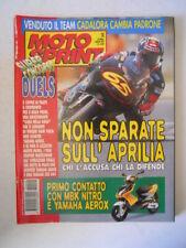 MOTOSPRINT n°18 1997 Aprilia [MS9A]