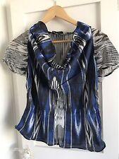 Ladies Designer Karen Millen Top Size 12