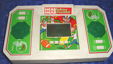 Head To Head Football Electronic Handheld Travel Game Vintage Tiger