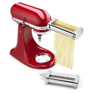 KitchenAid Pasta Cutter Attachments | Lasagnette & Capellini