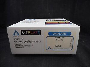 ANALTECH 150um 10 x 20cm Thin Layer Chromatography Plates Silica Gel 25/Pack B