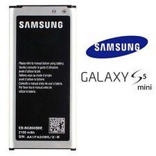 Batterie d'origine Samsung EB-BG800BBE Pour Galaxy S5 mini Duos (SM-G800H)