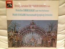 Rimsky-Korsakov Golden Cockerel Prokofiev Bournemouth Berglund EMI