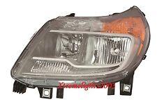 DODGE RAM PROMASTER 2014-2016 LEFT DRIVER HEADLIGHT HEAD LAMP LIGHT W/O DRL