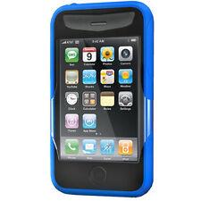 iSkin revo2 Case for iPhone 3G/3GS - Sonic Blue/Black
