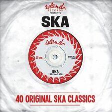 ISLAND RECORDS PRESENTS SKA 2CD BRAND NEW Various Artists