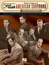 The Great American Songbook Sheet Music E-Z Play Today Book NEW 000100239