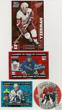 1997-98 Kraft Hockey Complete Factory Cut Card Set with Album