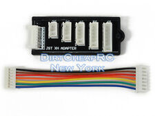 JST-XH LiPo Battery Charger Balancer Balancing Adapter Board 2S-6S HRC44155