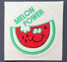 Vintage TREND Stinky Stickers WATERMELON matte Scratch-N-Sniff sticker - No TM