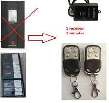 B&D MPC1 Garage Remote Replacement TX27 27.145Mhz 27Mhz with 2 remotes