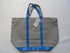 Vanessa Bruno Femme Cabas Medium Sac Bag couleur perle (gris/bleu)