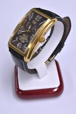 Wohler Watch - Dial/GMT/sun-moon Zone /Automatic Skeleton Watch - Pre-owned