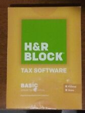 2013 H&R Block Basic Federal and State