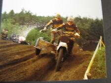 Photo Wasp Yamaha 1983 #15 Janssen / Geurts v Kessel (NED) GP Zijspan Lochem 2x