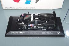 Minichamps 1/43 McLAREN F1 GTR UENO CLINIC 1995 Le MANS WINNER Lehto/Dalmas
