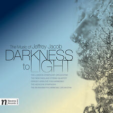 Jacob / Spalding / J - Darkness to Light-The Music of Jeffrey Jacob [New CD]