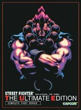 Street Fighter: Eternal Challenge by Masashi Kinjo, Mat Swadling, Mike Youngber