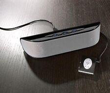 TCM Lautsprecher tragbarer Portabler Mp3 und Handy Lautsprecher, schwarz