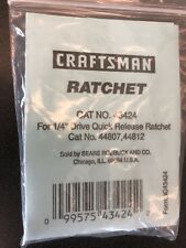 Craftsman Ratchet Repair Kits for USA Made Ratchets ONLY