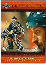 WAYNE GRETZKY 1999-00 Upper Deck Gretzky Exclusive - card # 68 (ex-mt)