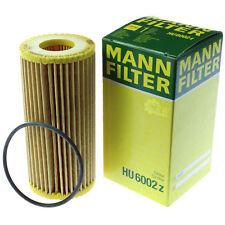Original MANN-FILTER Ölfilter Oelfilter HU 6002 z Oil Filter