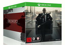 Hitman - Collector's Edition (Microsoft Xbox One, 2016) limitierte Version