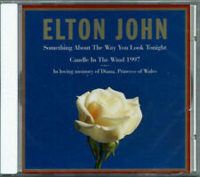 ELTON JOHN - In Loving Memory of DIANA, PRINCESS OF WALES DISC ONLY #N11A