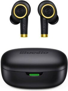 Wireless Earbuds, Bluedio P(Particle) Bluetooth Earphones in-ear Stereo Sound He