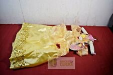 Disney Princess Majestic Collection Belle Kids' Dress Up Costume (4-6X)