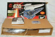 STAR WARS EPISODE 1 ELECTRONIC SPACESHIP ESCAPE FROM NABOO GAME NEW IN BOX