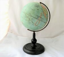 OLD DESK GLOBE W AND A.K. JOHNSTON UNRIVALLED GLOBE - FIVE SHILLINGS